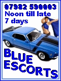 Blue Peterborough escorts Cambridgeshire